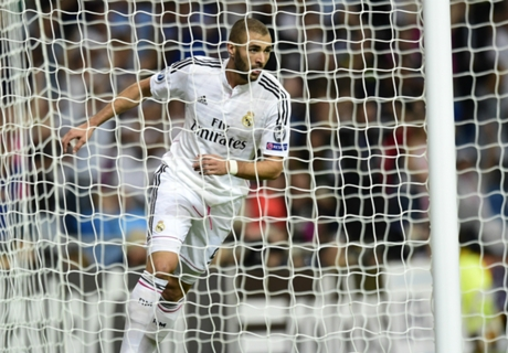 'Benzema snubbed Man Utd for Madrid'