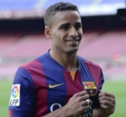 Douglas injury blow for Barcelona