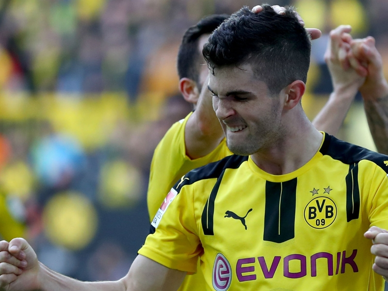 Believe the hype, Christian Pulisic can be the superstar Julian Green should have been