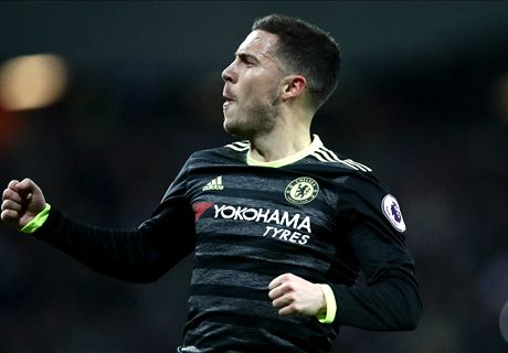RUMORS: Madrid opens Hazard talks