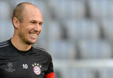 Robben: CSKA game was easy