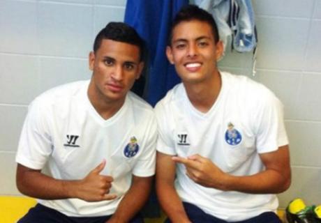 Acevedo marcó en Champions juvenil