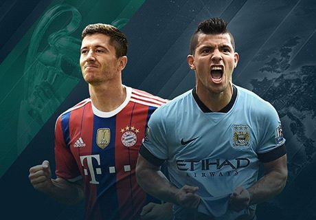 En vivo: Bayern Múnich 0-0 Man. City