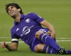 Kaka out six weeks with hamstring