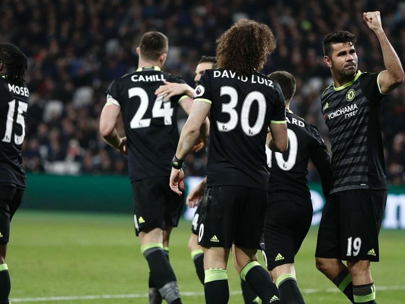 West-Ham-Chelsea (1-2), Chelsea garde le cap