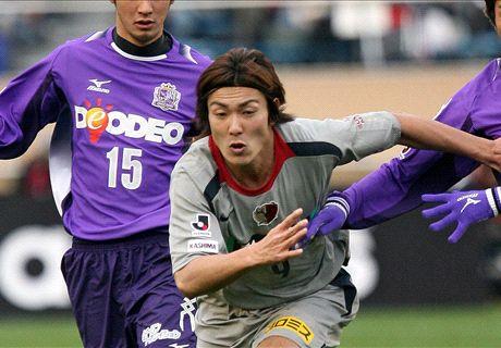 Wolves sign ex-Japan striker