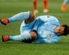 Roger Martínez se lesionó en China y preocupa de cara a la Eliminatoria
