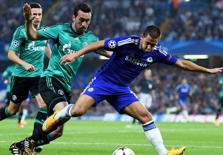 Betting: Schalke 04 - Chelsea