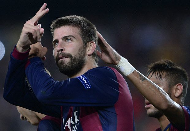 Barcelona 1-0 APOEL: Pique heads hosts to unconvincing victory
