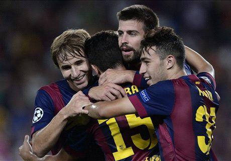 Player Ratings: Barcelona 1-0 APOEL