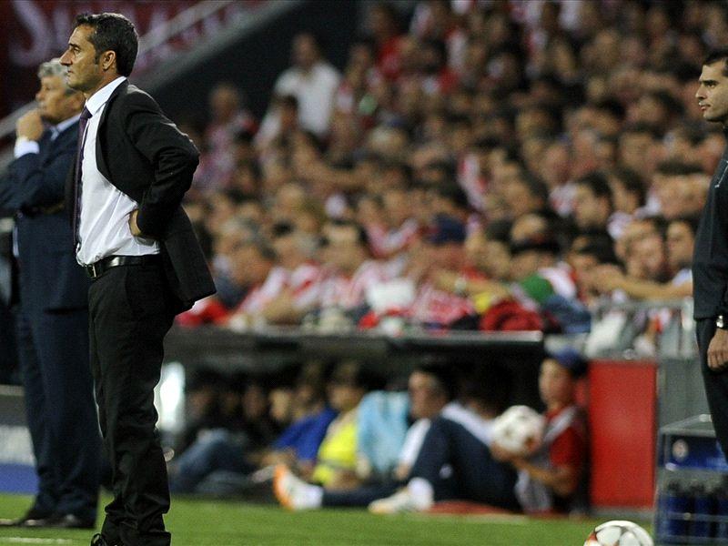 Athletic haven't found Herrera