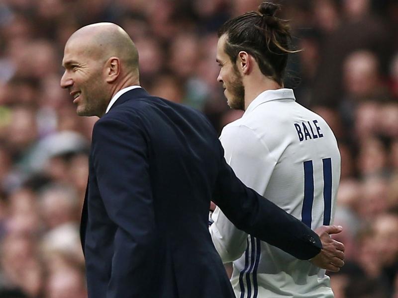 """Real Madrid, Gareth Bale n'a pas reparlé à Zinedine Zidane : """"Je ne dirais pas que nous étions meilleurs amis"""""""