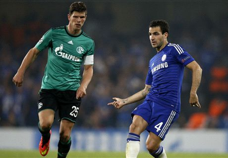 Player Ratings: Chelsea 1-1 Schalke
