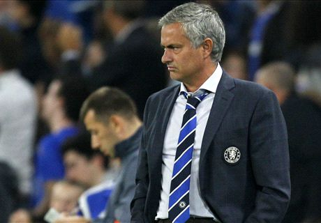 Mourinho: It's easier to play the big teams