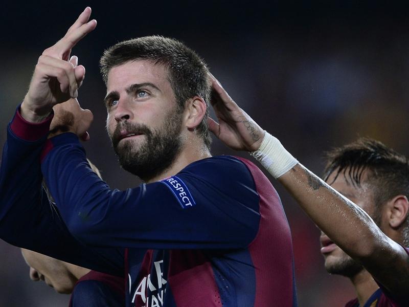 Pique nega que trocará o Barcelona pelo Manchester United
