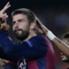 Gerard Pique Barcelona APOEL UEFA Champions League