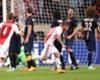 Ajax 1-1 Paris Saint-Germain: Free kick equalizer