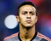 Thiago to strike against Arsenal