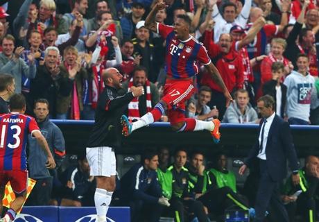 Bayern zittert sich zum Sieg