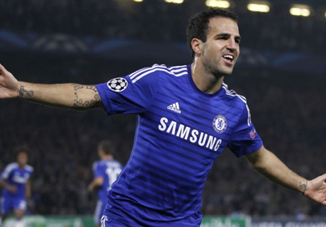 'I can't believe Barca sold Cesc' - Mourinho
