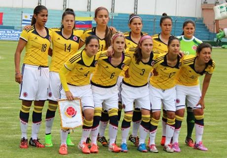 Colombia clasificó al Mundial Femenino