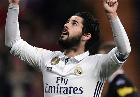 Isco responds to Barcelona links