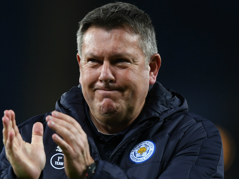Leicester confirme Shakespeare comme entraineur numéro un