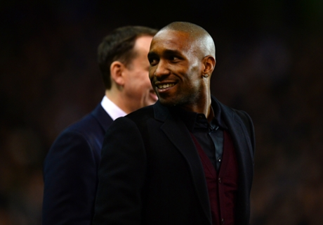 Toronto unsure of Defoe's future
