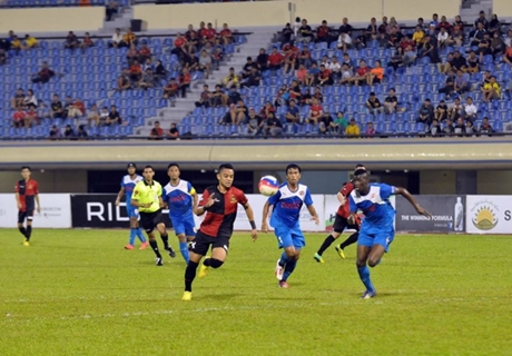 S.League Round Report: Home United put brakes on Brunei's title parade