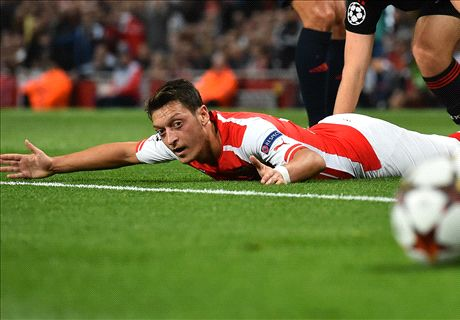 Ballack: Ozil made a mistake in moving