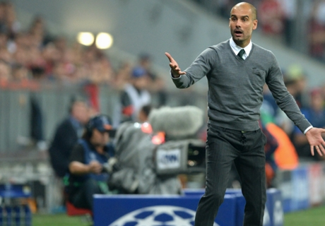Guardiola wary of Hamburg backlash