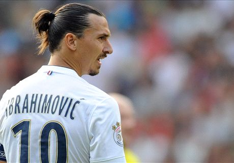 Ibra: Of course I'm the son of God