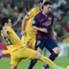 Lionel Messi Barcelona Tomas de Vincenti APOEL UEFA Champions League