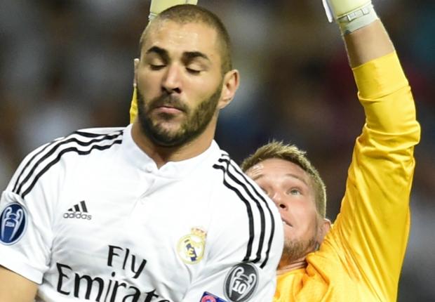 يشاء القدر أن يسجل ذو الأصل الجزائري «كريم بنزيمة» الهدف الألف لريال مدريد في تاريخ مشاركاته بدوري أبطال أوروبا