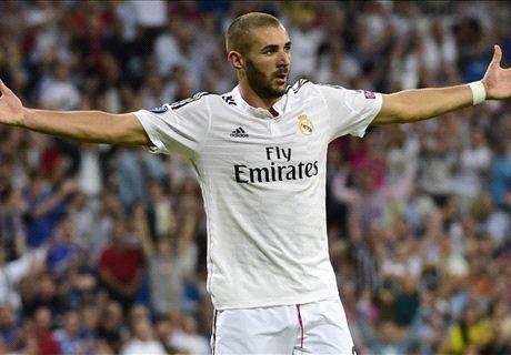 Benzema: Even Zidane was booed