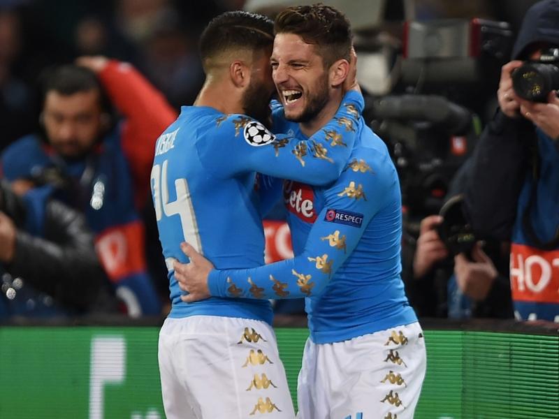 VIDEO – Le but de Mertens pour Naples face au Real Madrid