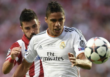 Varane signs six-year Madrid deal