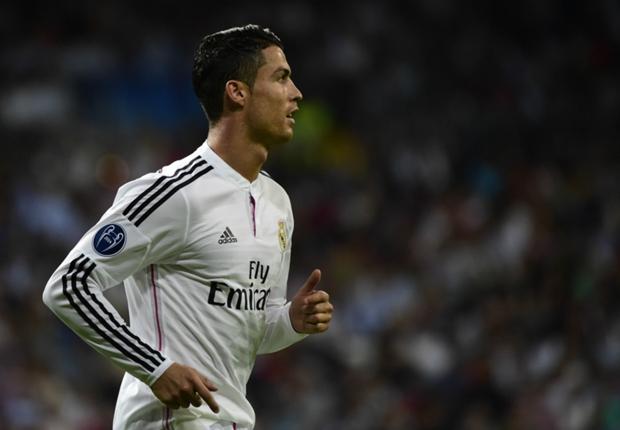 Real Madrid 5-1 Elche: Ronaldo hits four as Blancos go fourth