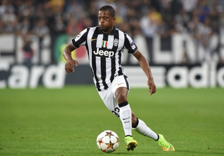 Evra sidelined for a month