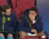Cech defendió a Alexis