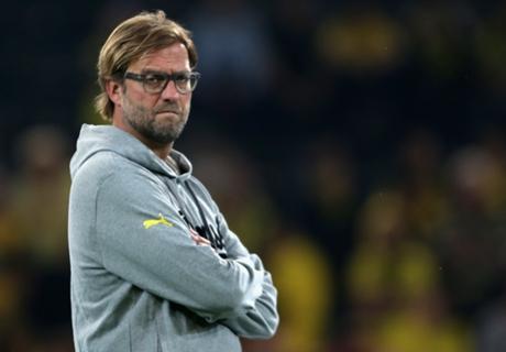 Klopp: Dortmund deserved to lose