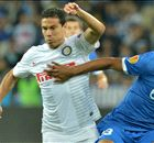 Dnipro 0-1 Inter: D'Ambrosio winner