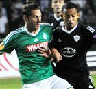 Résumé de match, Karabakh Adam-Saint-Etienne (0-0)