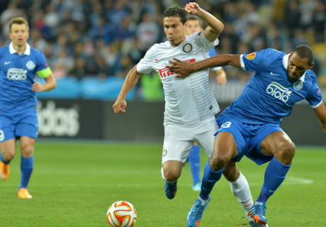 LIVE: Inter vs. Dnipro