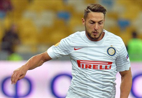 D'Ambrosio sees Inter past 10-man Dnipro