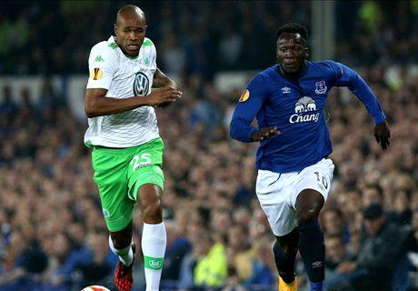 LIVE: Wolfsburg 0-0 Everton