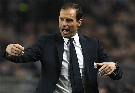 Allegri Pilih Bertahan Di Juventus