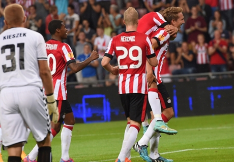 Eredivisie, Le PSV s'impose sur le fil