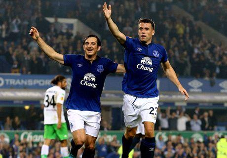 Match Report: Everton 4-1 Wolfsburg