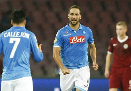 Napoli 3-1 Sparta Prague: Upset avoided